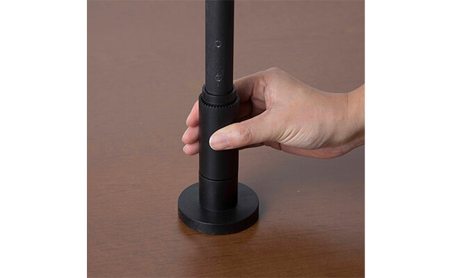 インテリアにプラスする1本の線!使い方自在な突っ張り棒「ドローアライン」