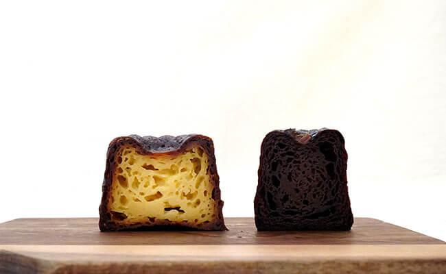 代官山で愛されるフランス菓子店『シェ・リュイ』のカヌレ
