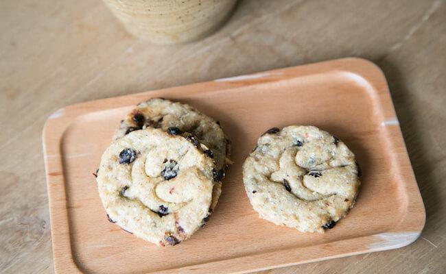 千駄木『ベーカリーミウラ』のクッキー