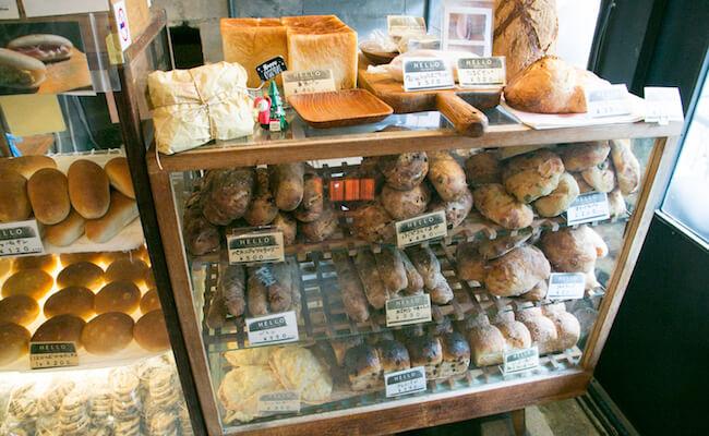 千駄木『ベーカリーミウラ』のパン
