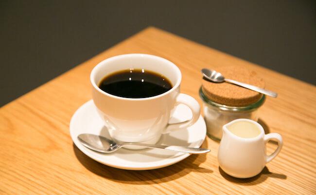 本郷三丁目『panda』のパンに合うオリジナルブレンドコーヒー