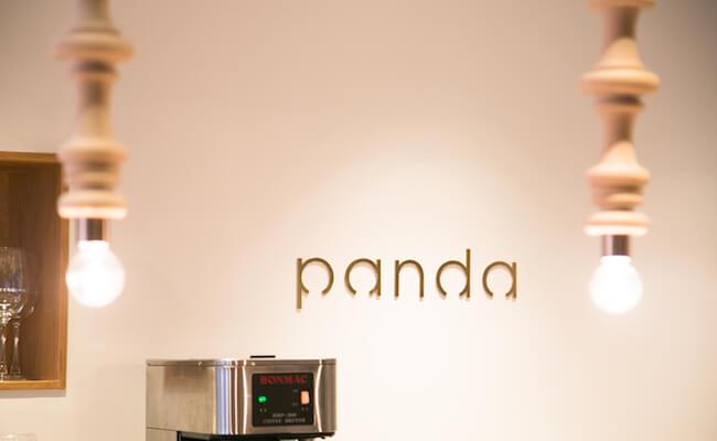 本郷三丁目『panda』の内観