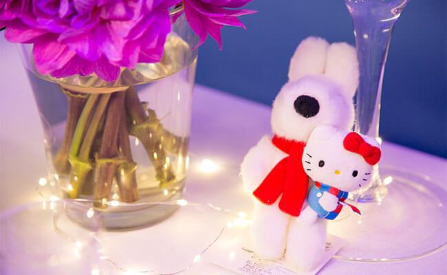 キティちゃんも登場!?リサとガスパールの20周年記念パーティに行ってきたよ!