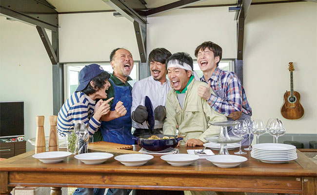 「そらのレストラン」出演 本上まなみさんインタビュー