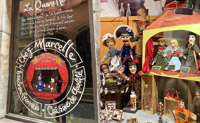 パリから2時間!美食と世界遺産と人形劇の街リヨンへ