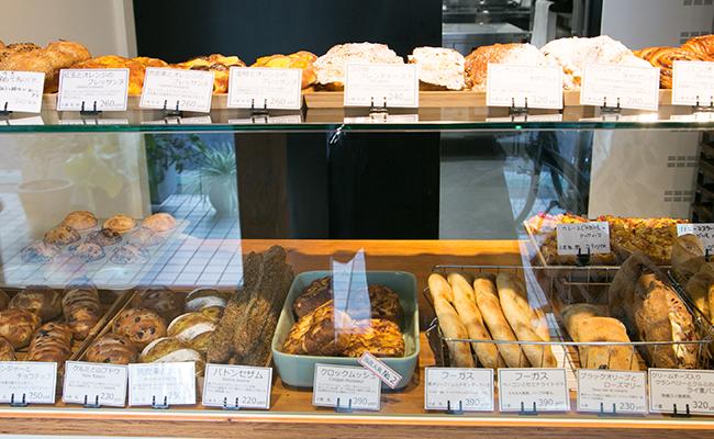 保谷のパン屋『Pittoresque(ピトレスク)』のパン