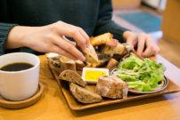 竹ノ塚『市東製作所』の「ぱん盛りセット」で見つかる新しいお気に入りパン