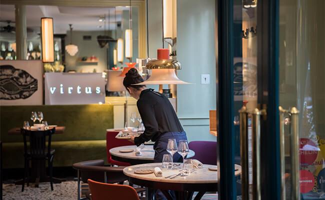 日本人女性シェフのレストラン『VIRTUS(ヴィルチュス)』がミシュラン1つ星を獲得!