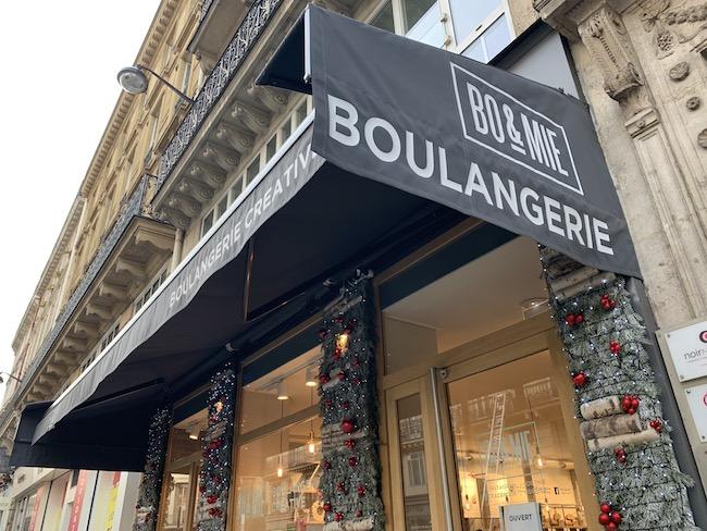 パリのパン屋さん『BO&MIE(ボ アンド ミー)』