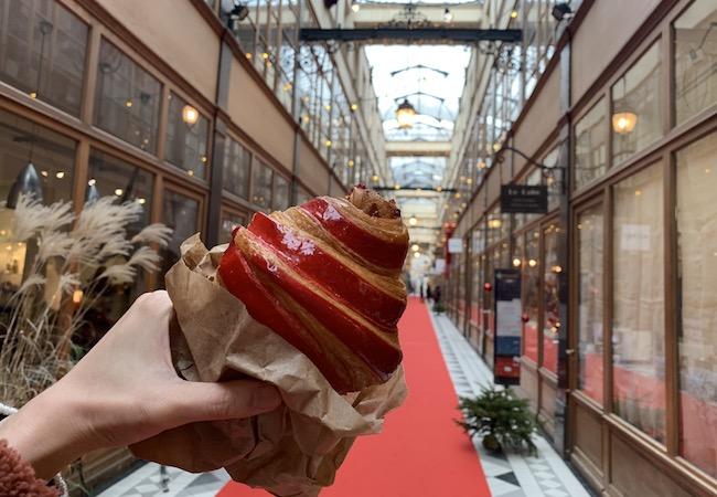 パリのパン屋さん『BO&MIE(ボ アンド ミー)』のクロワッサン