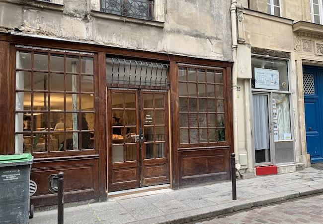 パリのパン屋『Circus Bakery』