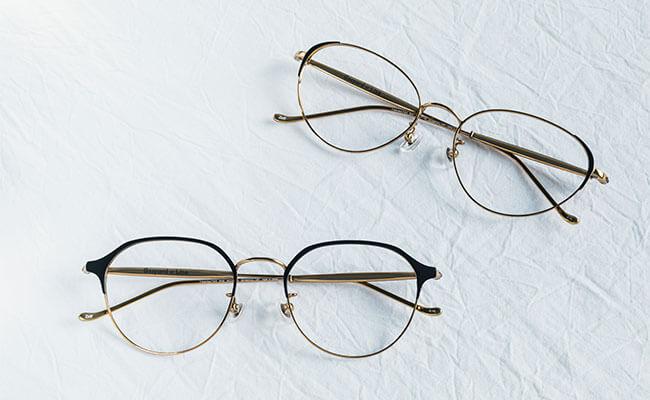 メガネで印象はどう変わる?おすすめメガネ案内