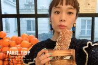 パリで見つけた!チェコの巻きパン・トゥルデルニーク!
