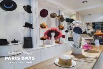 世界が注目するMade in PARISの帽子!サントノレ通り『ロランス・ボシオン』
