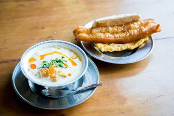 台湾のパンを堪能! 五反田『東京豆漿生活』で味わう朝ごはん