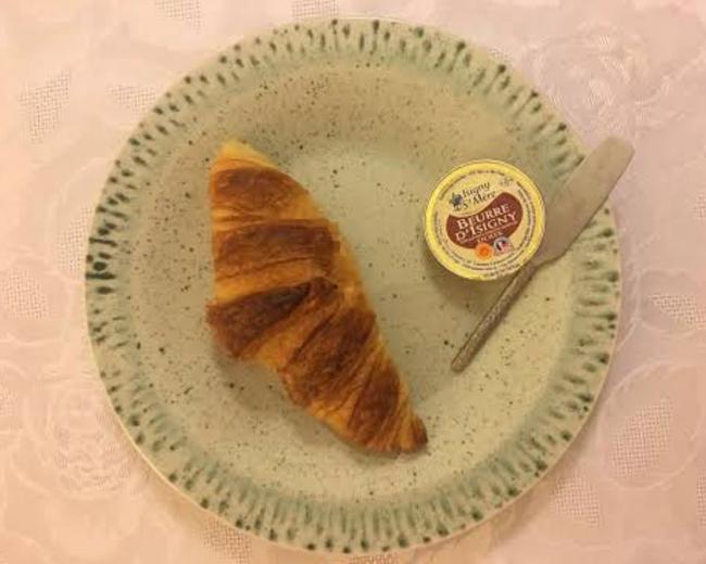 パリのパン屋『Utopie(ユトピ)』のクロワッサン