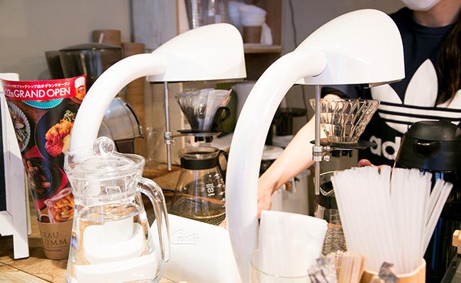 恵比寿『FRAU KRUMM(フラウクルム)』のコーヒー