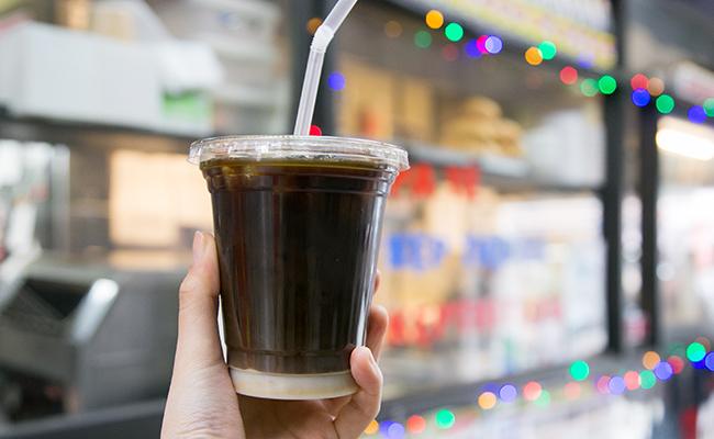 『エビスバインミーベーカリー』のベトナムコーヒー