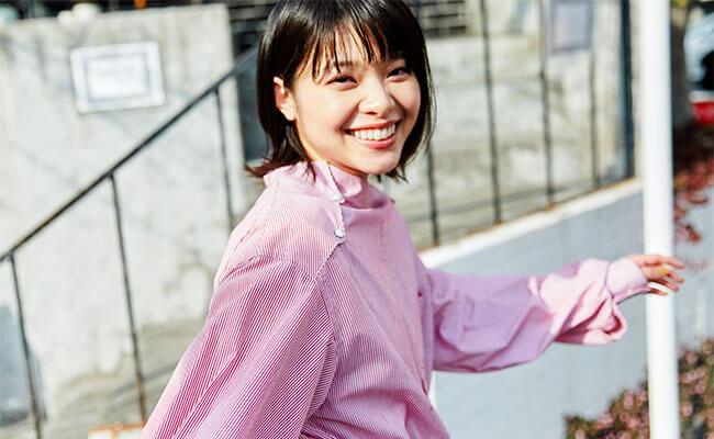 映画『愛がなんだ』主演、女優の岸井ゆきのさん