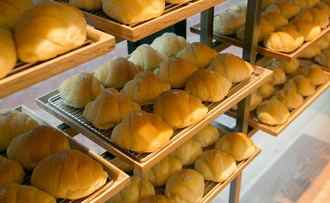 毎日食べたいをコンセプトにした「ロールパン」