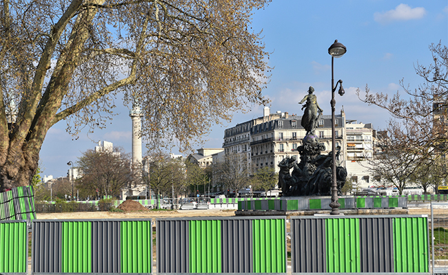 パリではそこら中で大工事!パリが変わる世紀の大計画