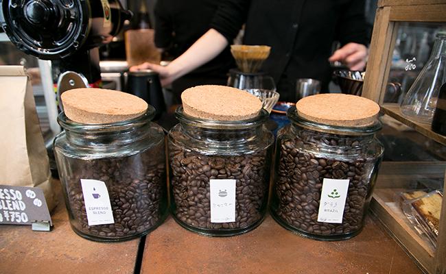 『DIXANS JIMBOCHO(ディソン ジンボウチョウ)』でオーダーしている『TERA COFFEE(テラコーヒー)』のコーヒー豆