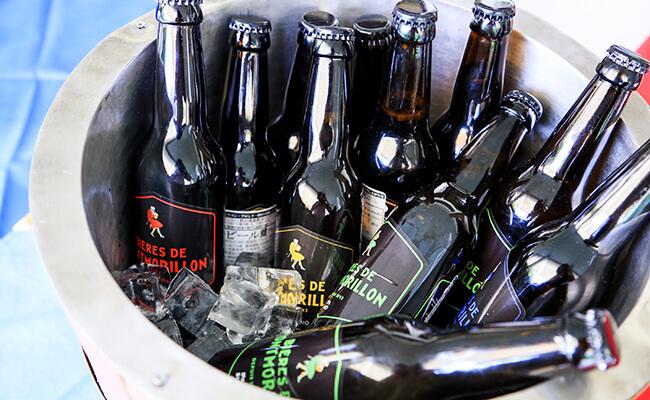 『BIÈRES DE MONMORILLON(ビエール・ド・モンモリヨン)』のビール