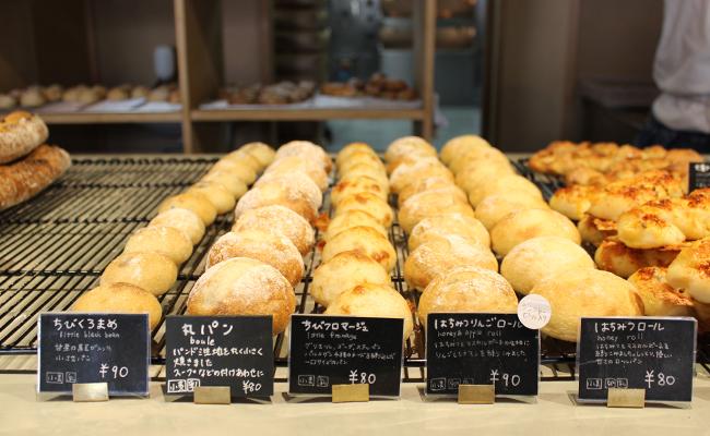 『根津のパン』のパン