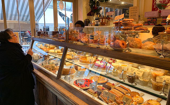 『THE SMITHS BAKERY(ザ・スミス・ベーカリー)』の店内