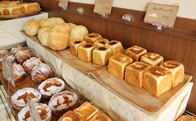 北千住『SUZA bistro(スザ・ビストロ)』のパン
