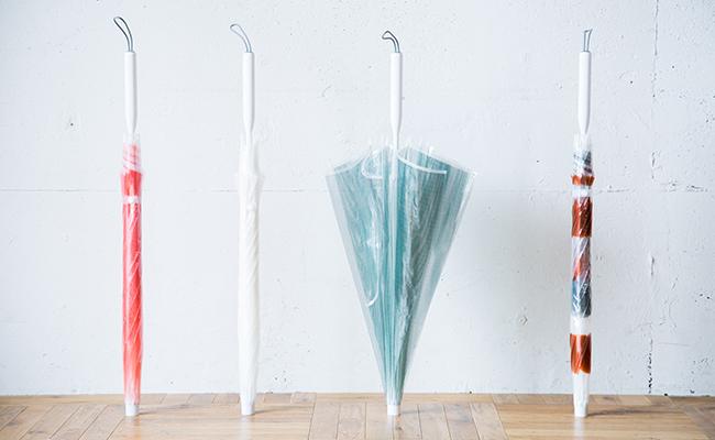 傘『+TIC(プラスチック)』