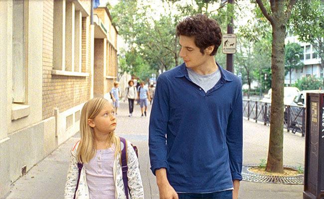 パリの日常を背景に描かれた、青年と少女の絆の物語『アマンダと僕』