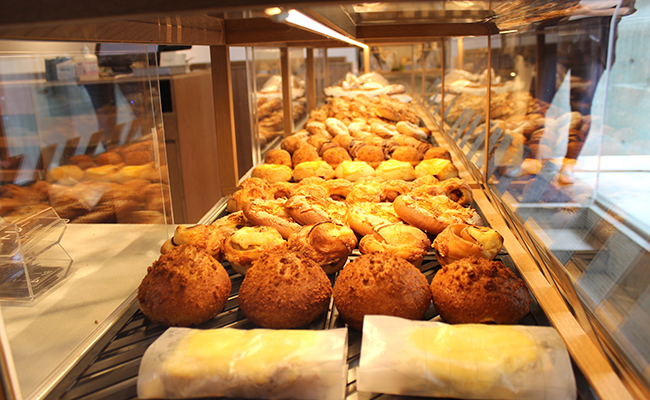 渋谷『GREEN THUMB』のパン