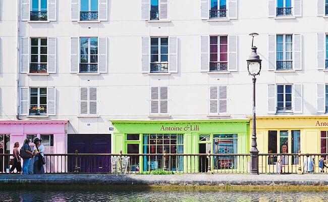 パリのアパルトマンのようなお部屋がかわいい!プチホテル『La Planque Hotel』