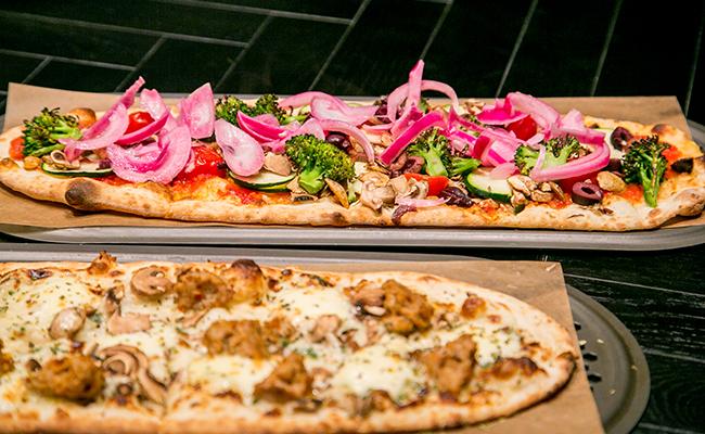 六本木『R PIZZA(アール・ピザ)』のいちおしピザ