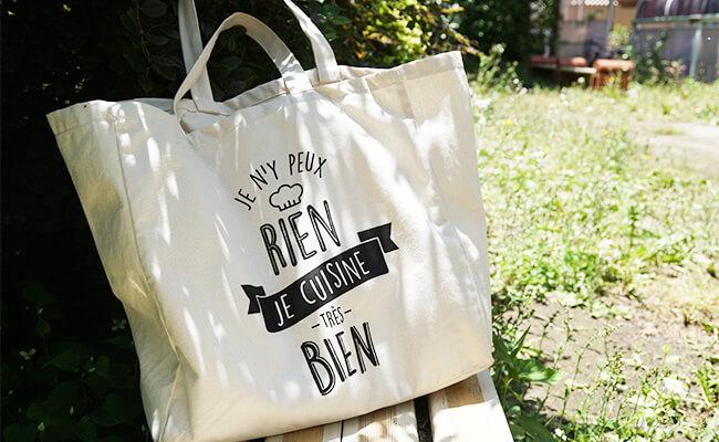 かわいいトートバッグは本屋さんにある?