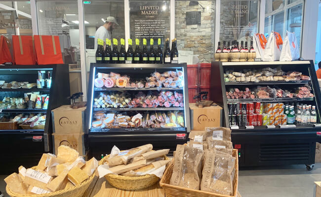 パリでイタリアンを食べたくなったら!イタリアの食材とグルメが揃う『イータリー』