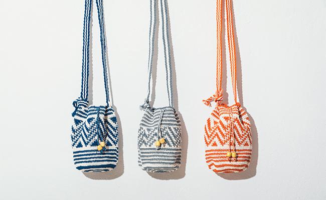 Unique Batik(ユニークバティック)/キャリーオールスモールショルダーバッグ