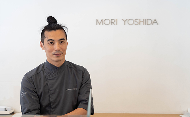フランスのテレビ番組で優勝!日本人シェフのパティスリー『Mori Yoshida』