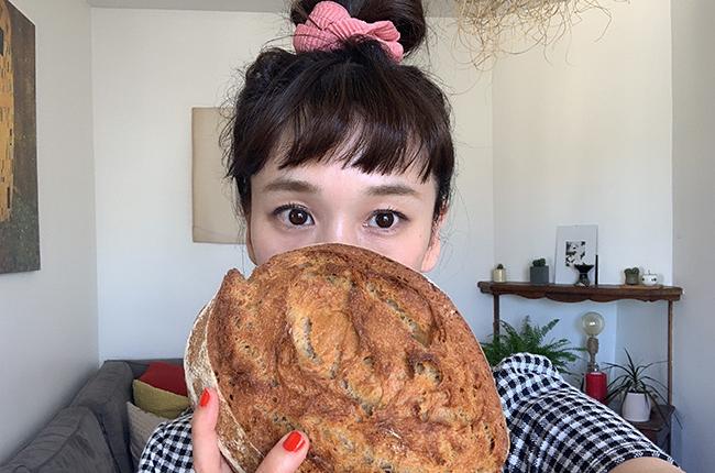 山野ゆりさん(パン野ゆりさん)とパン