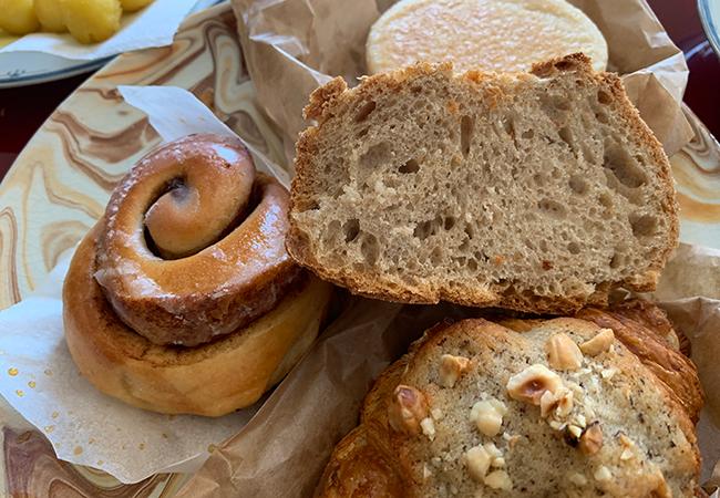 『LE PETIT GRAIN(ル・プティ・グラン)』のパンたち