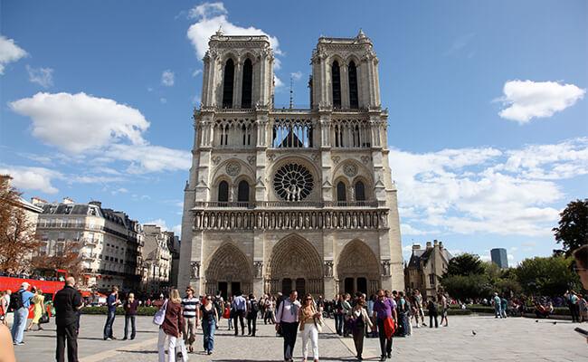 たゆたえども沈まず。パリ・ノートルダム大聖堂火災から4ヶ月