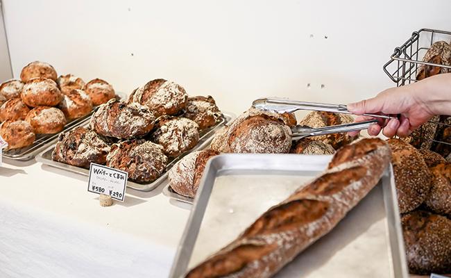 東武練馬『まさもと』のパン