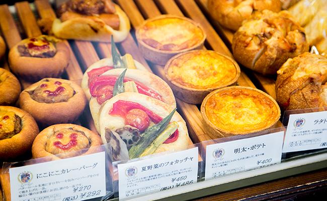 代々木上原『Main Mano(マンマーノ)』のパン