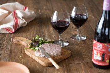 お気に入りのグラスで楽しむ秋のワイン時間