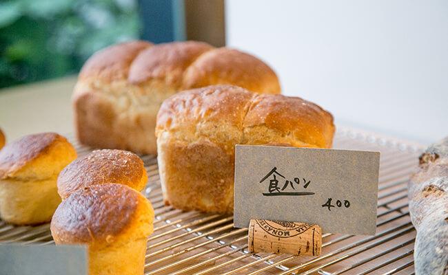 根津『Cise』の食パン