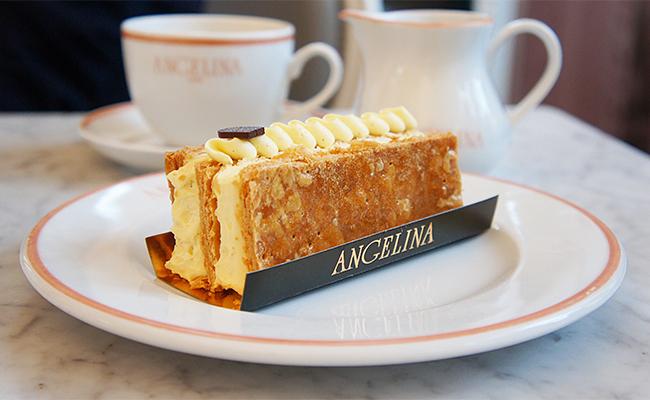 モンブランだけじゃない。『アンジェリーナ・パリ』で過ごす甘いひと時