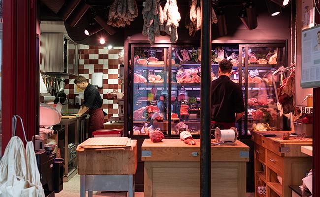 八百屋、魚屋、肉屋にエピスリー。グルメ好きが注目するNil通り