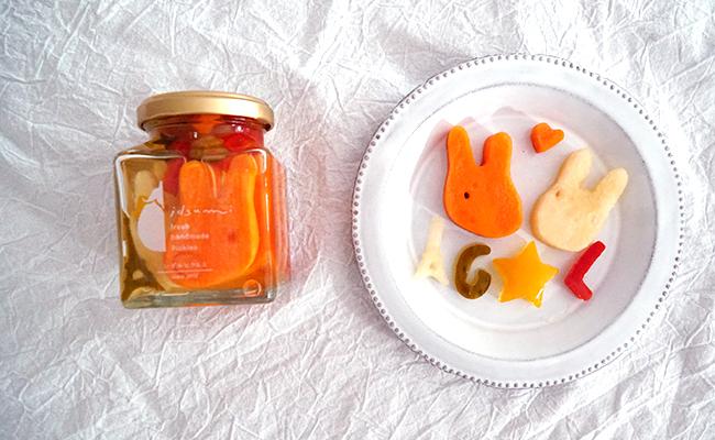 リサとガスパールのピクルスが登場!ピクルスを使った簡単アレンジメニュー