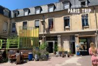 週末のパリジャンが集う『Les Grands Voisins』の中にあるパン屋さん♪